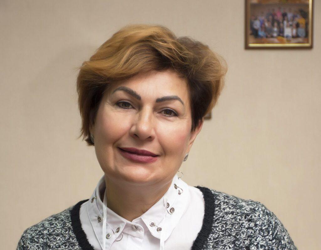 Ірина Томич, директорка НВК №9 у Хмельницькому