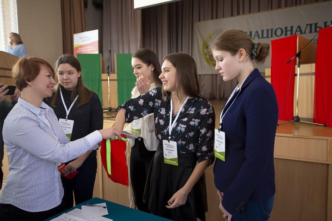 Жеребкування фіналісток національного дебатного турніру «Молодь дебатує» — шкільні дебати