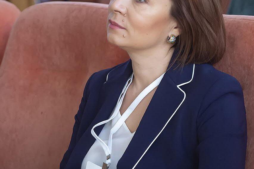 Почесний консул Федеративної Республіки Німеччина пані Тетяна Гавриш — гість національного дебатного турніру «Молодь дебатує»-шкільні дебати
