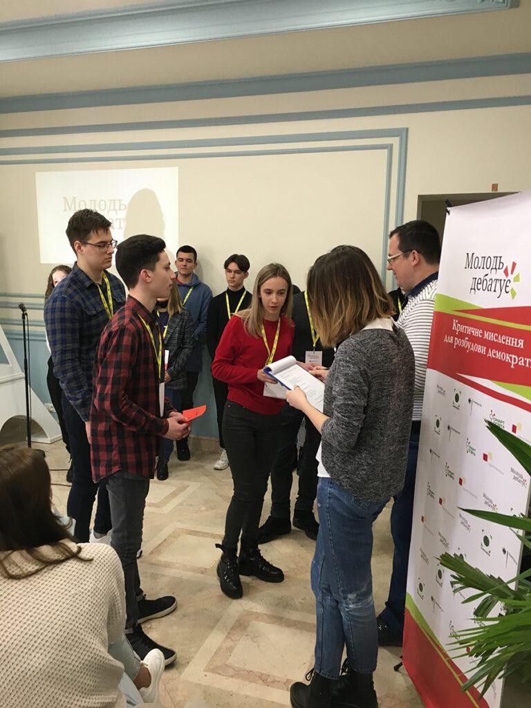 Міжрегіональний турнір у гімназії «Мрія», в Одесі