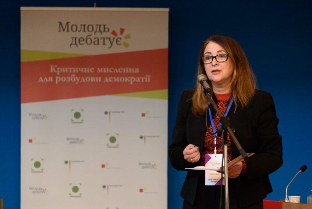 Ольга Пішель. Фото: Ігор Лептуга