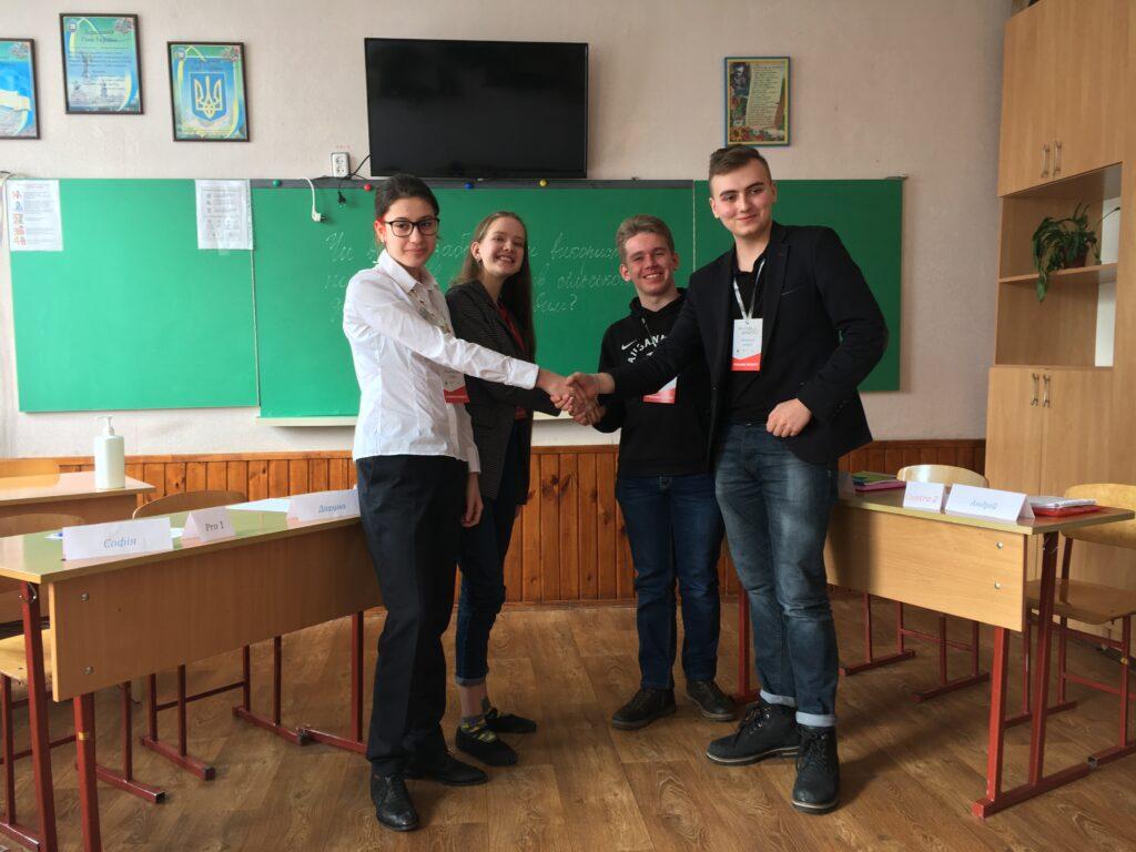 Міжрегіональний турнір у Хмельницькому