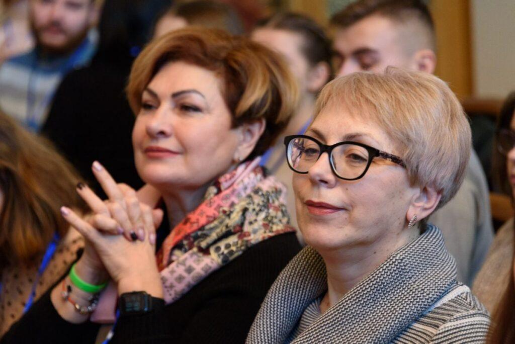 Команда підтримки з Хмельницького. Фото: Ігор Лептуга