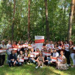 В етнографічному комплексі «Українське село» відбувся семінар для координаторів проєкту